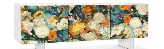 Home Design & Decor: Floating Florals